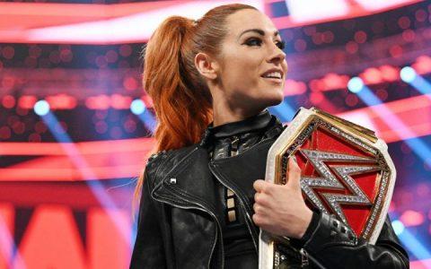 贝基·林奇和夏洛特弗莱尔的WWE摔角狂热对手会是谁?