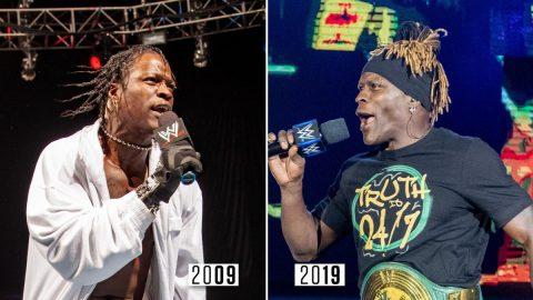 WWE二柱子