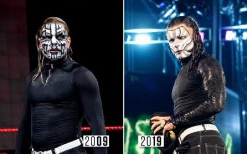 杰夫哈迪2020年可能离开WWE