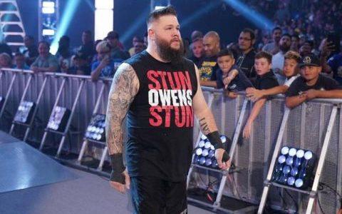 凯文·欧文斯携手阿波罗·克鲁斯回归WWE,开始新的故事情节?