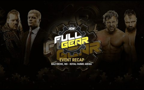 AEW《Full Gear》2019