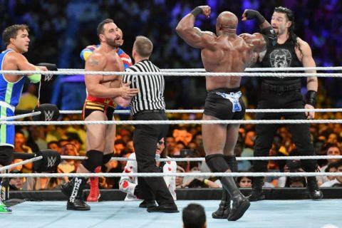 WWE竟开始减少超级巨星在沙特之行的片酬,难怪许多人想着离开!
