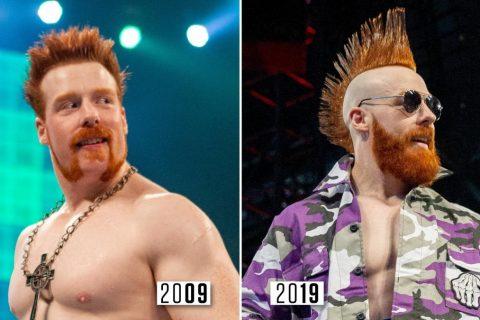 WWE大白鲨希莫斯此次回归,目的只是卖衣服?