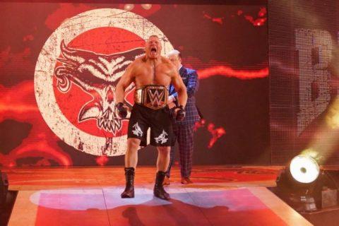 关于WWE2020年皇家大赛上的传闻和后台故事!