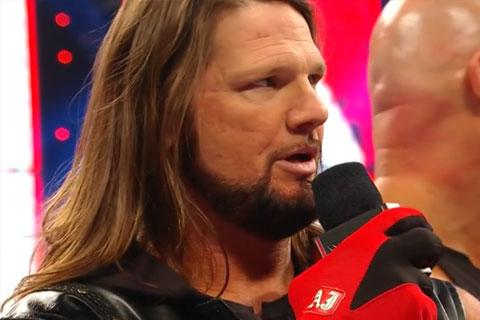 RAW第1383:OC俱乐部围殴打伤亨伯托 全美冠军四大挑战者现身