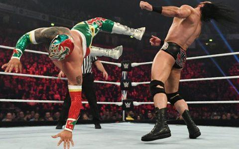 RAW第1381期:德鲁麦金泰尔vs.辛卡拉