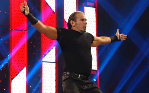 RAW第1383:马特·哈迪vs.巴菲墨菲《单打赛 》