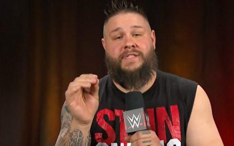 昨日RAW中主战赛凯文欧文斯与兰迪奥顿的裁判身份已揭晓