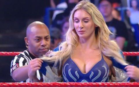 RAW第1383:夏洛特vs.明日华《女子单打赛 》