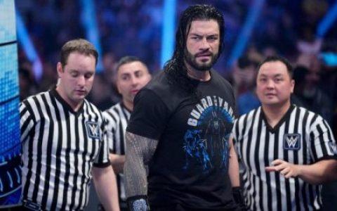 WWE摔角狂热36有可能成为有史以来最好的狂热比赛之一