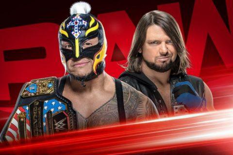 WWE2019RAW第1385期