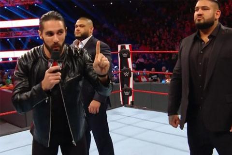 真不是头牌的料?罗林斯带领的RAW收视创新低!