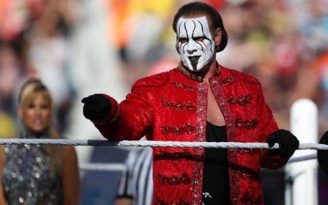 魔蝎大帝斯汀表示想在WWE摔角狂热大赛对战送葬者