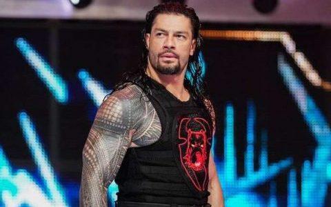 罗曼雷恩斯首次露面,亲自解释退出WWE摔角狂热大赛36的原因!