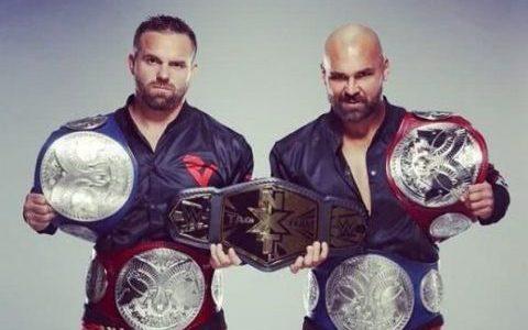 复兴组合透露为什么退出WWE