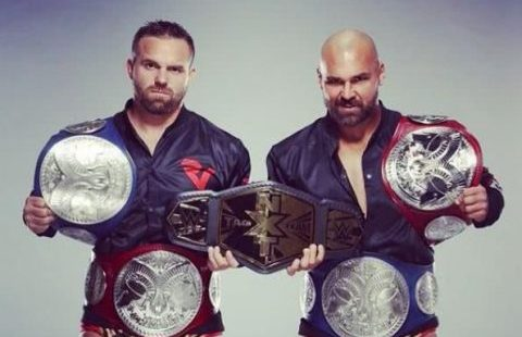 WWE超级巨星复兴者组合