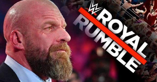 WWE 皇家大赛HHH