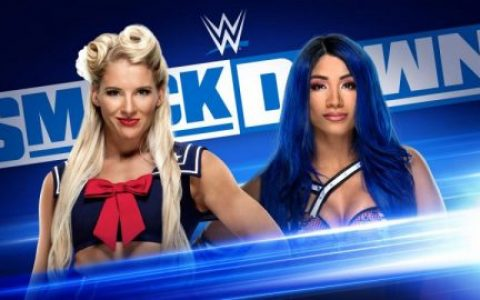 WWE2020SmackDown第1063期