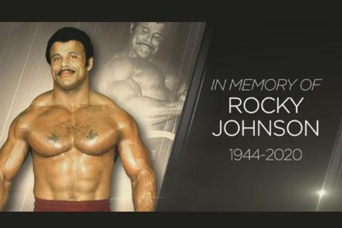 """巨石强森父亲""""洛奇·强森""""昨日去世"""