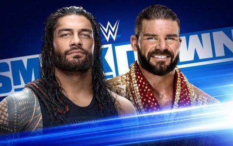 WWE2020SmackDown第1065期