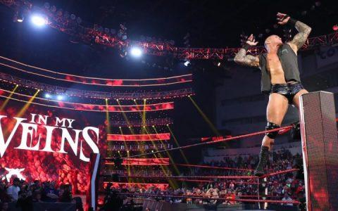 WWE RAW第1391期文字解说