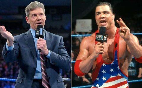 """科特·安格: """"WWE解雇我几乎是一种变相的祝福"""""""