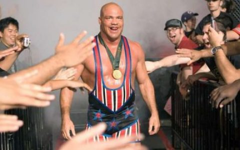 WWE的无名英雄,科特·安格透露世界上最好的编剧是谁?