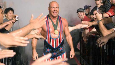 WWE超级巨星科特安格