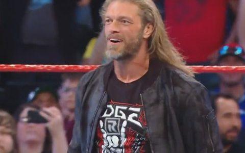 RAW第1392期:艾吉刀锋回归擂台,兰迪奥顿:我建议我们联手