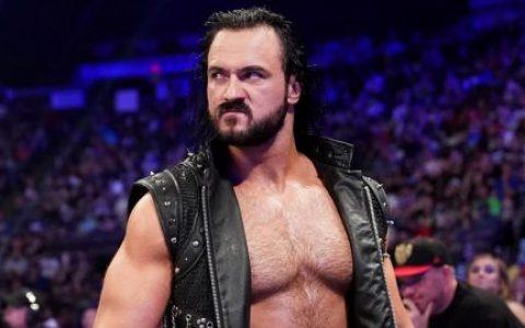为什么WWE安排德鲁麦金泰尔淘汰布洛克莱斯纳?