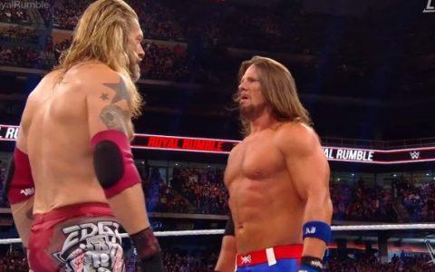 WWE皇家大战后人气下降和上绳的几位选手