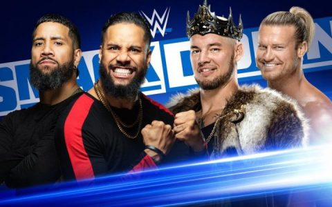 WWE2020SmackDown第1064期