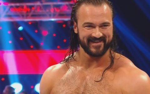 推卸责任!RAW收视率下降和WWE冠军德鲁·麦金泰尔有关系吗?