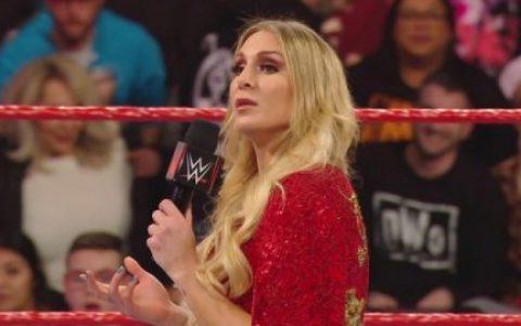 女皇夏洛特开启NXT征服之旅,宣布给紫雷上一课