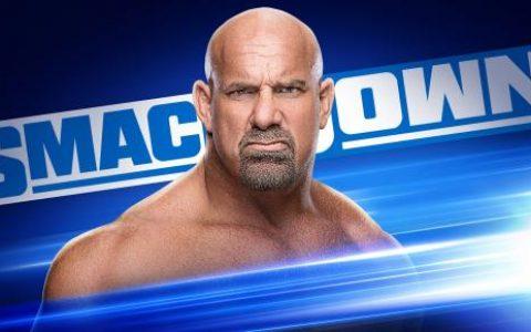 WWE2020SmackDown第1069期
