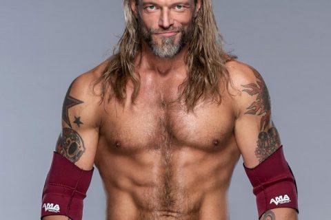 WWE名人堂超级巨星艾吉(Edge)