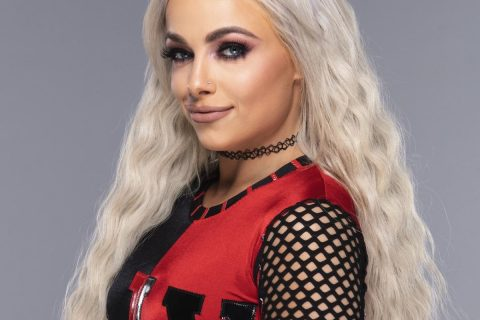 WWE美女选手 丽芙摩根(Liv Morgan)