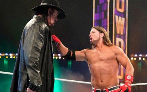 AJ斯泰尔斯在RAW的最新演讲,揭露送葬者的五个秘密!