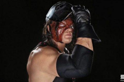 """WWE大型红色杀人机器""""凯恩""""演变进化"""