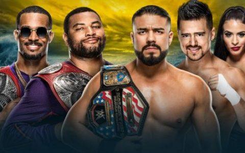 安德雷德和安吉尔·加扎即将挑战RAW双打冠军,街头小子迎来新的对手