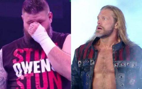 不止罗曼雷恩斯,凯文欧文斯和艾吉也缺席WWE摔角狂热大赛36?