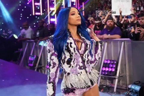 再也不想来了!莎夏·班克斯透露自己在WWE中最不想参加的比赛