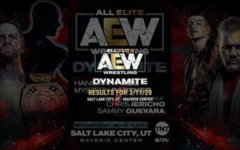 AEW Dynamite 第24期