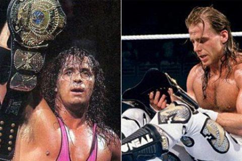 终极刺客和HBK是史上最差的冠军!谁又是现今的他们?