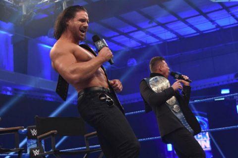 约翰·莫里森透露自己当年为什么离开WWE!回归也得不到赏识?