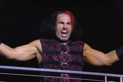 马特哈迪正式加盟AEW,抨击WWE只想垄断整个行业!