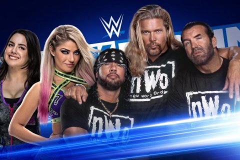 WWE2020SmackDown第1072期