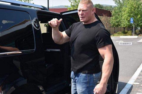 布洛克莱斯纳短期内不会回归WWE,疫情过后回归