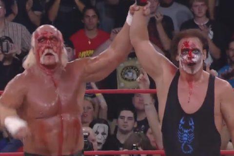 联手抗敌!AEW已和TNA正式合作,WWE将迎来真正的对手!