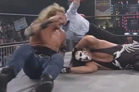魔蝎大帝斯汀vs.钻石达拉斯1998年